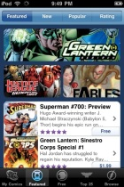 DC iPhone App